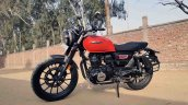 Honda Cb350rs Side Profile Images 1