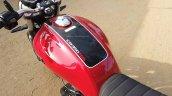 Honda Cb350rs Top View Fuel Tank Images