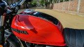 Side Look Of Honda Cb350rs