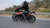 Side Look Of Ktm250 Adventure