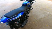 2021 Bajaj Pulsar 220f Blue Rear Right