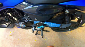 2021 Bajaj Pulsar 220f Blue Side Panels