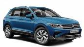 Volkswagen Tiguan Facelift Front Quarter 2