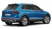 Volkswagen Tiguan Facelift Rear Quarter
