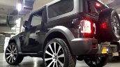 Modified Mahindra Thar 24 Inch Alloy Wheels Rear 3