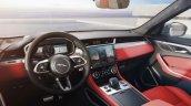 2021 Jaguar F Pace Facelift Interior 2
