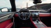 2021 Jaguar F Pace Facelift Interior