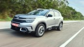 Citroen C5 Aircross Front Quarter Right C0a1