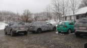 Dacia Duster And Grand Duster Spied