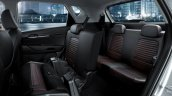 Kia Sonet 7seater Rear Seats