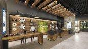 Ford Bronco Showroom Rendering Interior 3