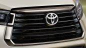 Toyota Innova 50th Anniversary Edition Grille