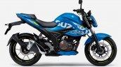 2021 Suzuki Gixxer 250 Blue Right