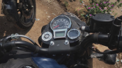 New Royal Enfield Classic 350 Spy Shot Instrument