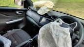 Nissan Magnite Crash Dashboard