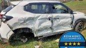 Nissan Magnite Crash Side View