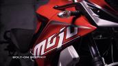 Mahindra Mojo Autologue Design Kit Fuel Tank Close