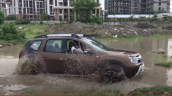 Renault Duster Off Roading