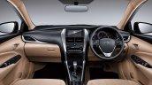 2018 Toyota Vios Toyota Yaris Sedan Interior