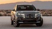 Hyundai Santa Cruz Front