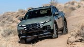Hyundai Santa Cruz Off Roading