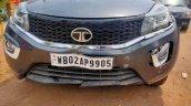 Tata Nexon Accident Front View