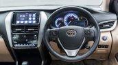 Yaris Interior Steering Wheel