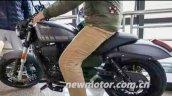 Sub 300cc Harley Davidson Spied