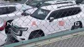 2022 Toyota Land Cruiser Spy Video Front 3 Quarter