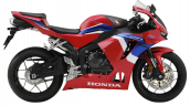 2021 Honda Cbr600rr Right Side