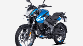 Bajaj Pulsar Ns125 Blue Front Left