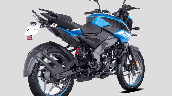 Bajaj Pulsar Ns125 Blue Rear Right