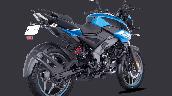 Bajaj Pulsar Ns125 Blue Rear Right