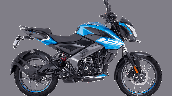Bajaj Pulsar Ns125 Blue Right