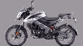 Bajaj Pulsar Ns125 Grey Left