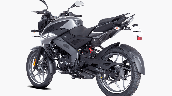 Bajaj Pulsar Ns125 Grey Rear Left