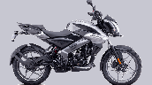 Bajaj Pulsar Ns125 Grey Right
