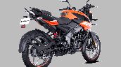 Bajaj Pulsar Ns125 Orange Rear Right