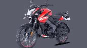 Bajaj Pulsar Ns125 Red Front Left
