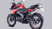 Bajaj Pulsar Ns125 Red Rear Left
