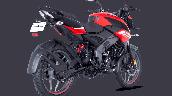 Bajaj Pulsar Ns125 Red Rear Right