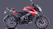Bajaj Pulsar Ns125 Red Right