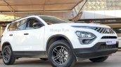 New Tata Safari Modifed Alloy Wheels Front 3 Quart