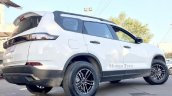 New Tata Safari Modifed Alloy Wheels Rear 3 Quarte