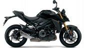 2021 Suzuki Gsx S1000 Black Right