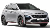 Hyundai Kona N Front Quarter