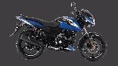 Bajaj Pulsar 150 Blue Right