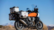 Harley Davidson Pan America 1250 Adventure Rear Ri