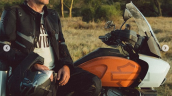 Harley Davidson Pan America 1250 Adventure With Ri