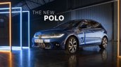 New Vw Polo Front Side Look